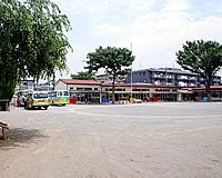 幼稚園に隣接する土地